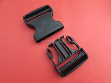 Yixiang MILITARY quality Luggage Strap Belt Clip Plastic Side Release Buckles