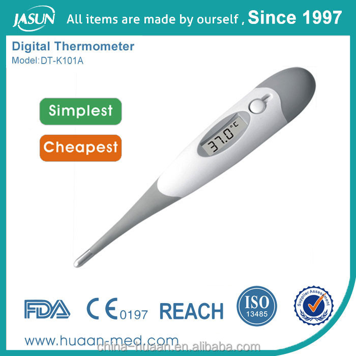 Portable Soft Diagnosis Best Digital Thermometer For Babies