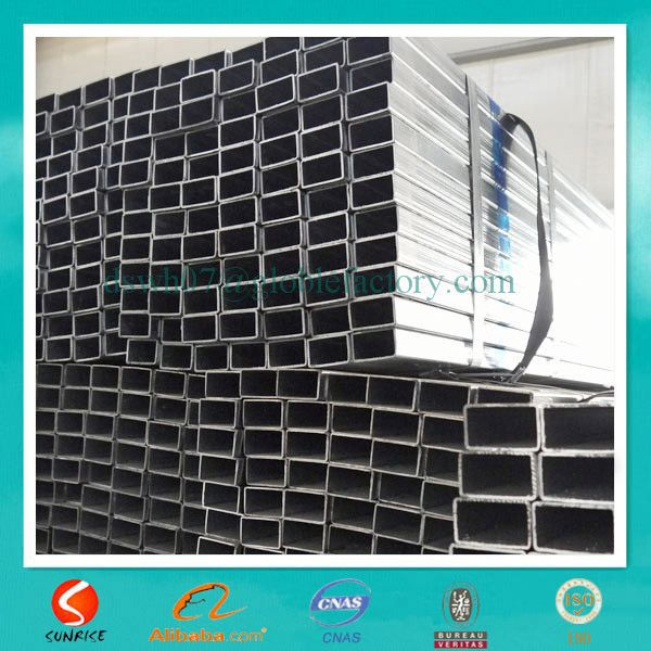 60g agriculture galvanized tubes made in china manufactures