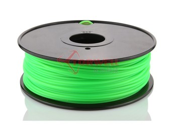 1.75 / 3mm HIPS full form plastic rolls for DIY, Felix and UP 3D printer