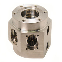 High Demand Precision Cnc Machining Spare Parts Mechanical Parts Fabrication Services