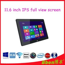 Electromagnetic screen windows 8.1 tablet pc Intel Celeron 1037u Dual core Dual camera 2G DDR 64G HDD wif 3G bluetooth