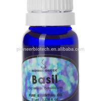 Wholesale Pure Natural Basil Oil