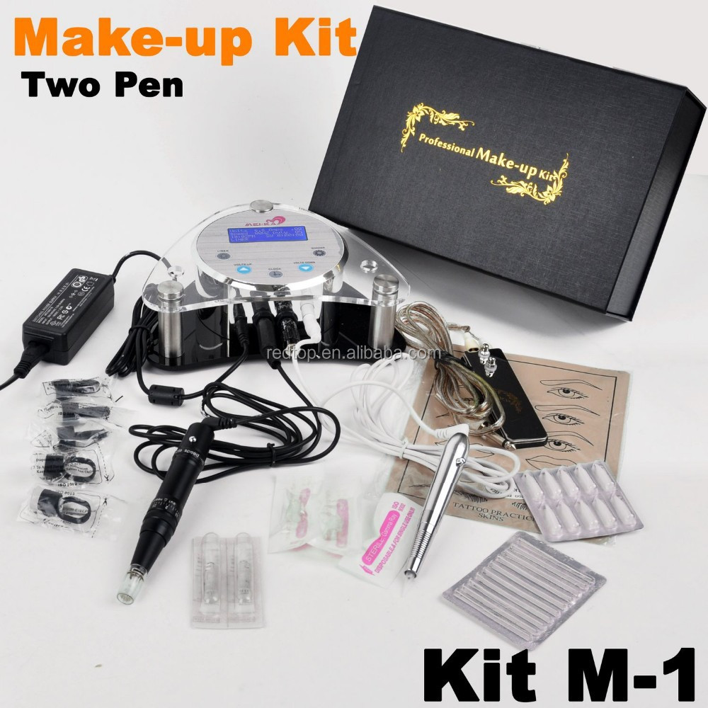 100% Top Quality Permanent Makeup Eyebrow Kit