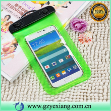 promotional hotsale cell phone pvc waterproof case for samsung galaxy s4 case