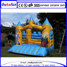 free design jumping castles inflatable water slide