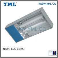 Induction Lamp With Soft Beam Warehouse Lighting