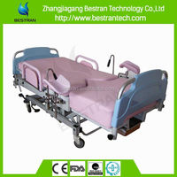 China factory top quality cheapest manual hospital labor and delivery beds
