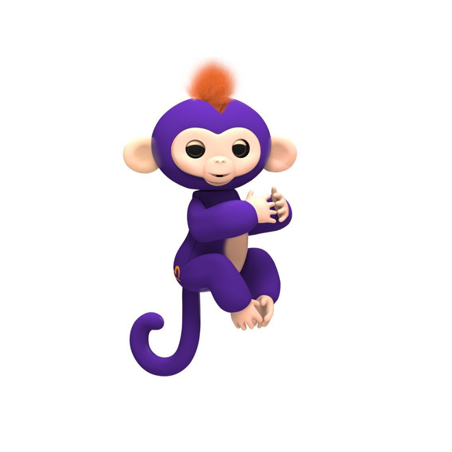 2017 Top sell hot toys Fingerlings Zoe Baby Monkey Interactive Pet toys