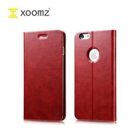 new arrival pu leather case for iphone 6 cover