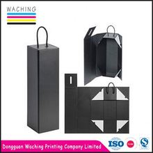 Latest product strong packing most popular eco paper wine box fastest delivery