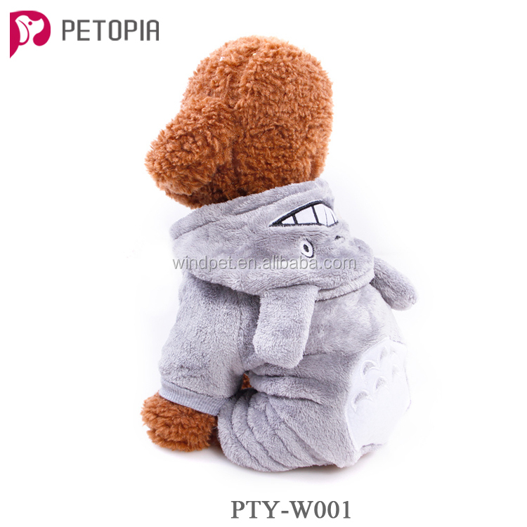 Cute Pet Puppy Dog Warm Hoodie Coat Clothes Apparel