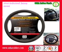 cold and hot protection neoprene car steering wheel cover