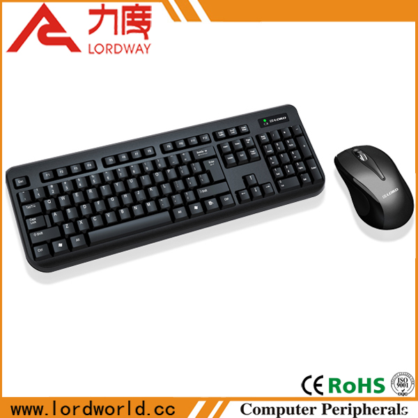 Foreign trade export professional wireless keyboard and mouse