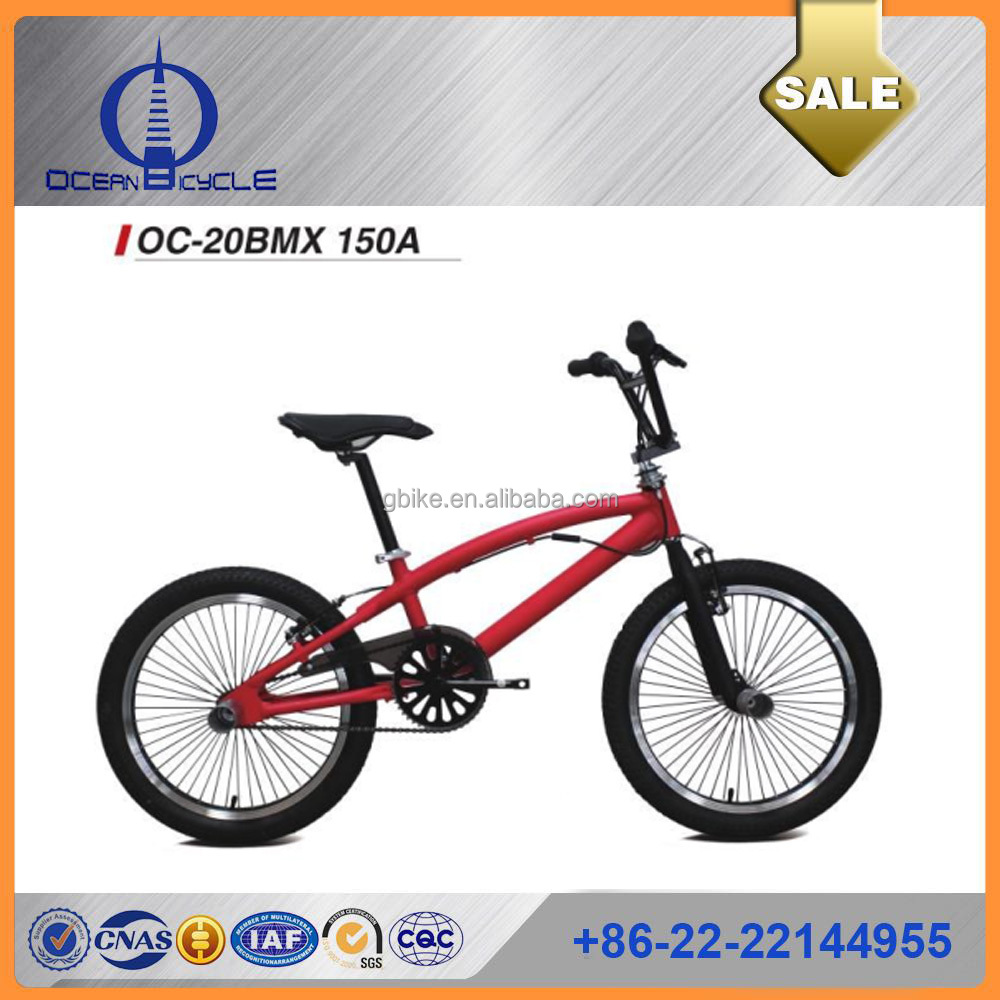 Traditional design 20inch Alloy bmx bike bisiklet mini size for sale