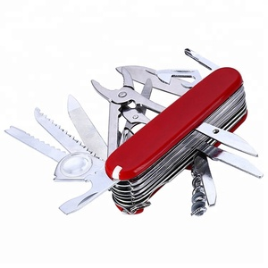 30 in 1 Multifunction Pocket Swiss Style Army Knife