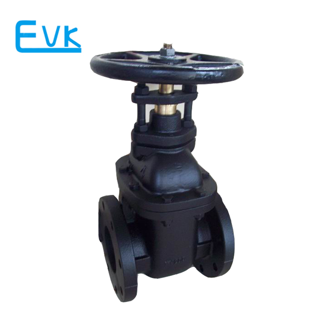 MSS SP-70 Cast Iron Metal Seated 100mm Gate Valve Prices