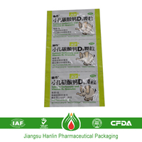 pharmaceutical composited 8011 aluminum foil coated paper