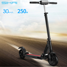 China Manufactory Two Wheel Smart Balance Electric Scooter With 8 inch Tire High Load Scotter