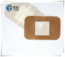 China Supplier Adhesive Elastic Bandage Sterile Fabric Wound Plaster