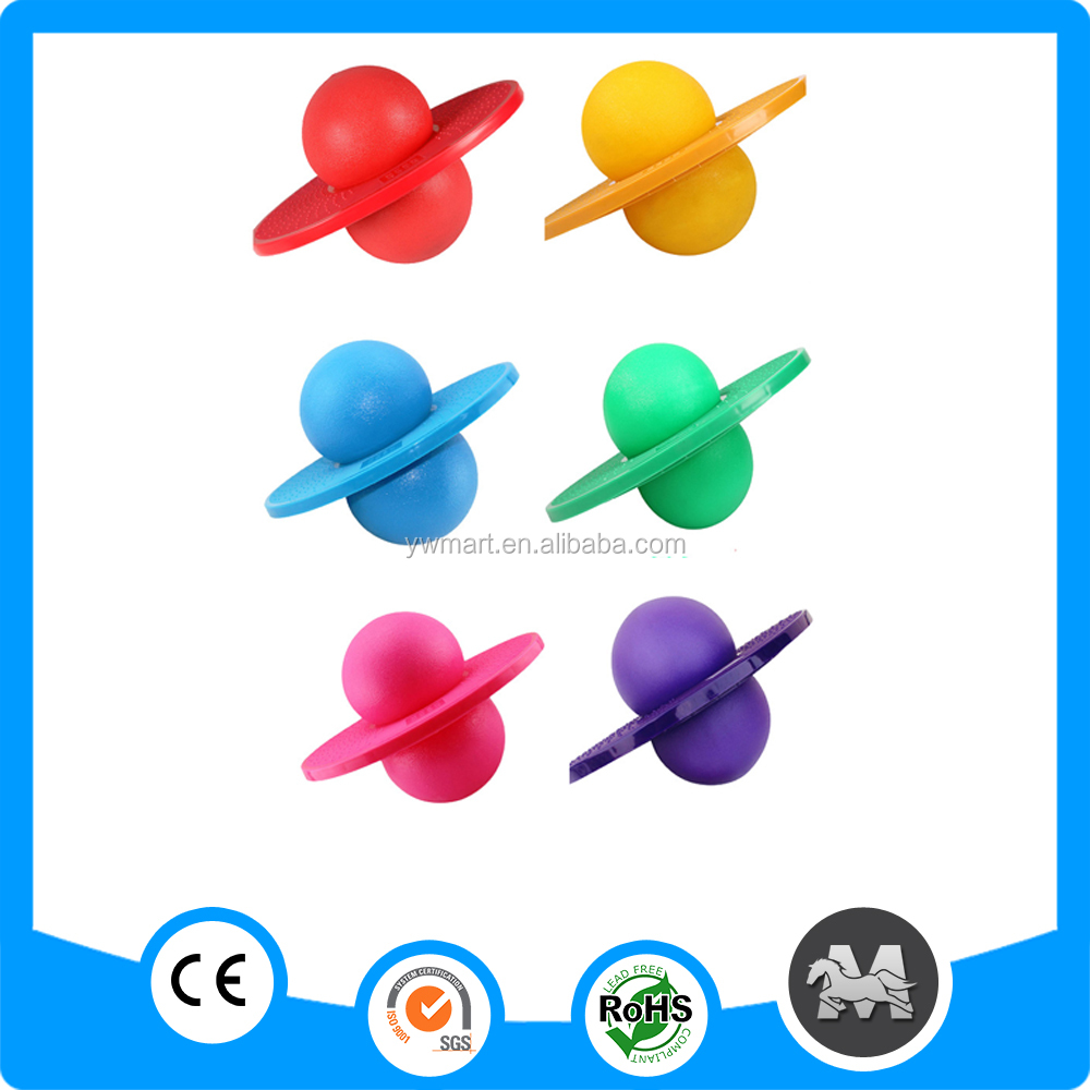 Wholesale inflatable pvc novel games bouncing balls for kids