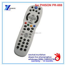 ZF White 47 keys PHISON PR-888 TV/Radio remote control for Asia Market