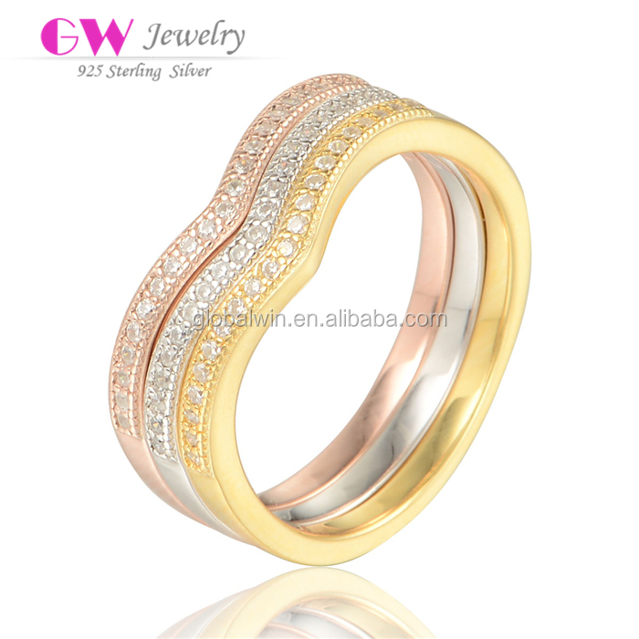 wholesale silver rings shape ring modern ring buy