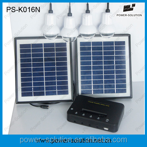 Container price solar home light kits