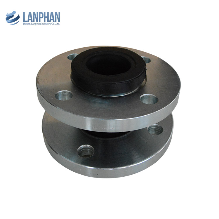 flexible flange rubber expansion joint pipe