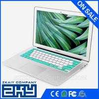 low price silicone keyboard cover, for macbook siliconekey board cover, silicone keyboard cover for macbook air in China