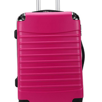 Cheap PC Stripe Trolley Suitcase Luggage