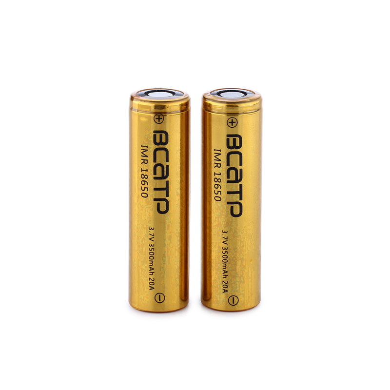 3500mAh 3.7v rechargeable battery 20A continuous current lithium ion battery