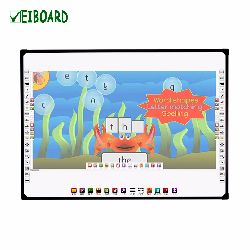 China EIBOARD best price of interactive electronic whiteboard