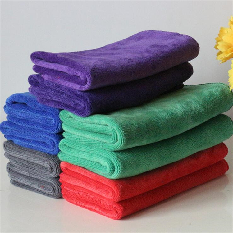 pengyuan hot selling 70% polyester and 30% polyamide microfiber towel
