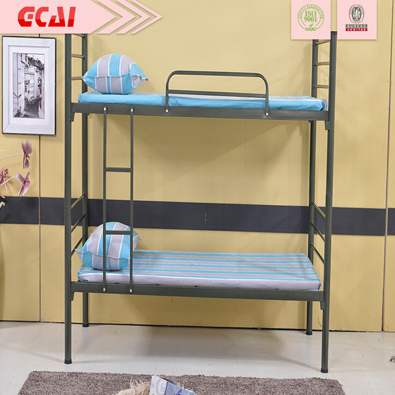 modern strong simple design heavy duty camping bunk bed cots