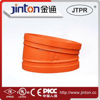 wholesale China exported cast iron 22.5 degree elbow