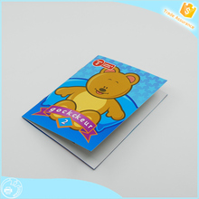Children printing hardcover talking books for children