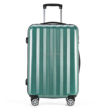 Small MOQ Trolley 20 24 28 inch ABS Suitcase Set