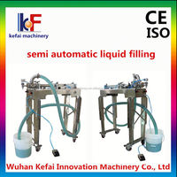 liquid candle wax filling machine