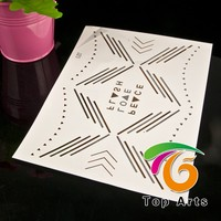 Nail Art Water Transfer Stciker Decals Sex black Lace Designs Stickers Decorations Watermark Stamping Manicure DIY Accessories