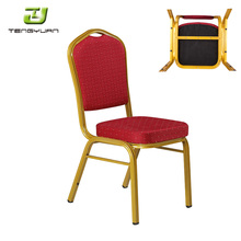 Manufacturer metal banquet hall chair parts
