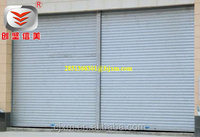 Fire-Rated Automatic Galvanised Steel Rolling Shutter Door