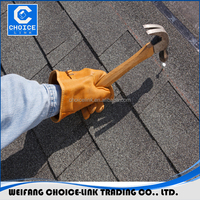 Roof tile asphalt shingles