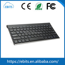 Super slim special design modern style bluetooth wireless keyboard