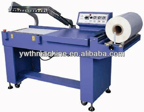 Pneumatic L Sealer Shrink Wrap Machine
