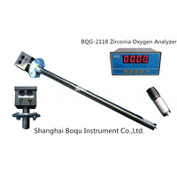 BQG 2118 Zirconia Oxygen Analysis Instrument