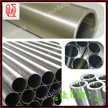 Pure Tungsten Alloy Metal Tube cheap price from Shaanxi