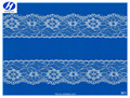 Hongtai 4cm wide cheap african ribbon lace french lace fabrics wholesale china