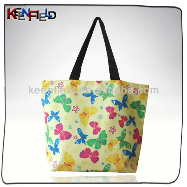 Open-Top Tote Shoulder Shopping Bag(CS-302624)