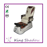 2015 new design spa equipment Electric Pedicure Chair wholesale barber supplies